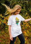 Outdoor Oak T-shirt - White