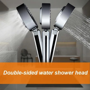 【50%OFF】NEW DOUBLE-SIDED WATER SHOWER HEAD
