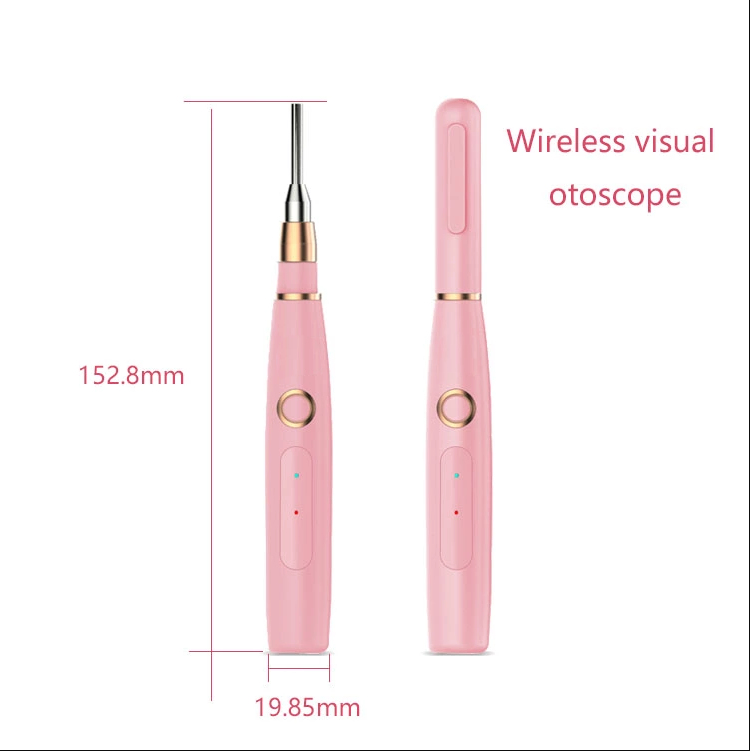 3-in-1 Wireless Digital Vision Earpick Cleaning Tool