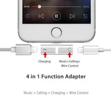 4 in 1 Lightning Adapter for iPhone