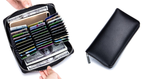 36 Card Slots Card Holder Long Wallet
