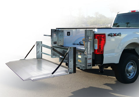 Galvanized option for Maxon ME2 pickup gates