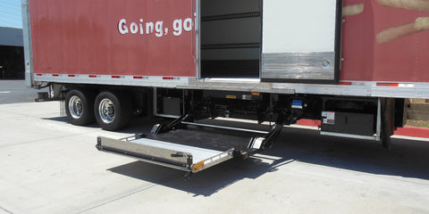 Palfinger Liftgate Side Loader Models