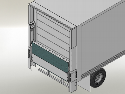 Leyman Liftgate Column Lift Models