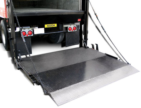 Maxon Liftgate Rail Lift Models