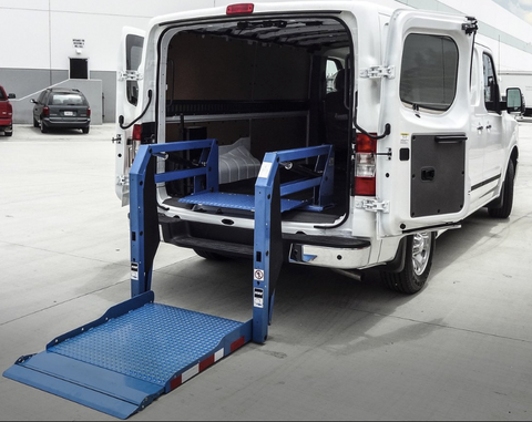 Palfinger Liftgate Van Lift Models