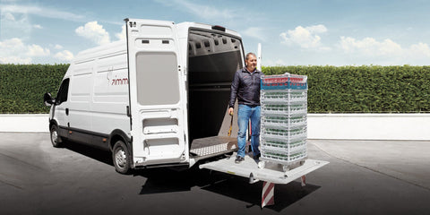 Palfinger Liftgate Van Lift All Models of MiniFix