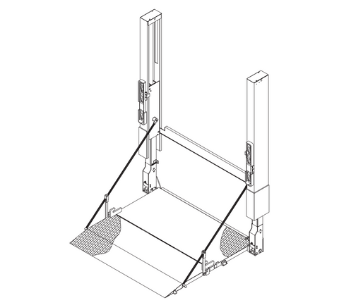 Thieman Liftgate Column Lift Models