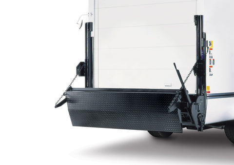 Waltco Liftgate Rail Lift Models