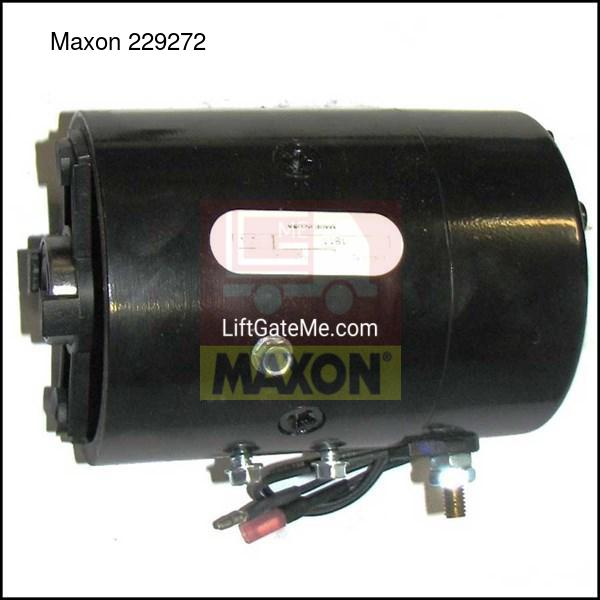 Maxon TE, RCM, and 72 Series Motor 229272