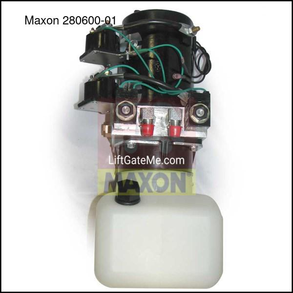 Maxon Power Unit 72-150SA and TE-20SA 280600-01