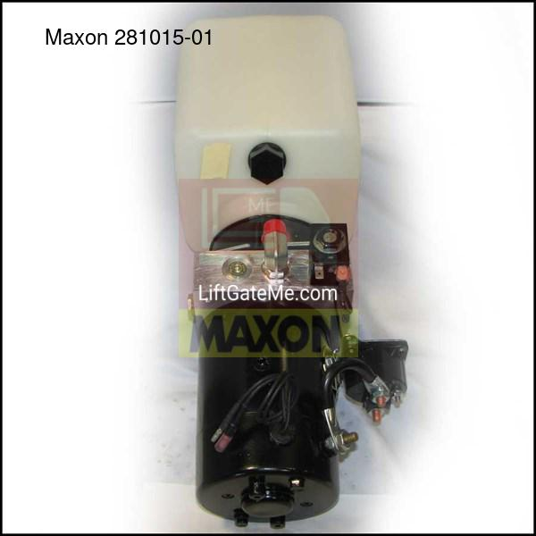 Maxon GPTLR Power Unit (Gravity Down) - Part 281015-01