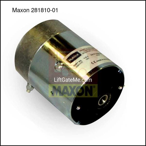 Maxon Liftgate Part 281810-01