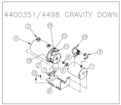 icp heat pump defrost board wiring diagram for model for phm342kooa thieman lift gate wiring diagram for model tt 12 thieman liftgate by liftgateme