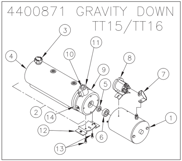 wiring diagram for 1996 club car 48 volt leyman liftgate wiring diagram thieman tt-15 and tt-16 power unit 4400871 – liftgateme #14