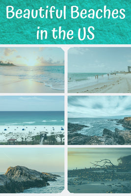 Beautiful Beaches In The US