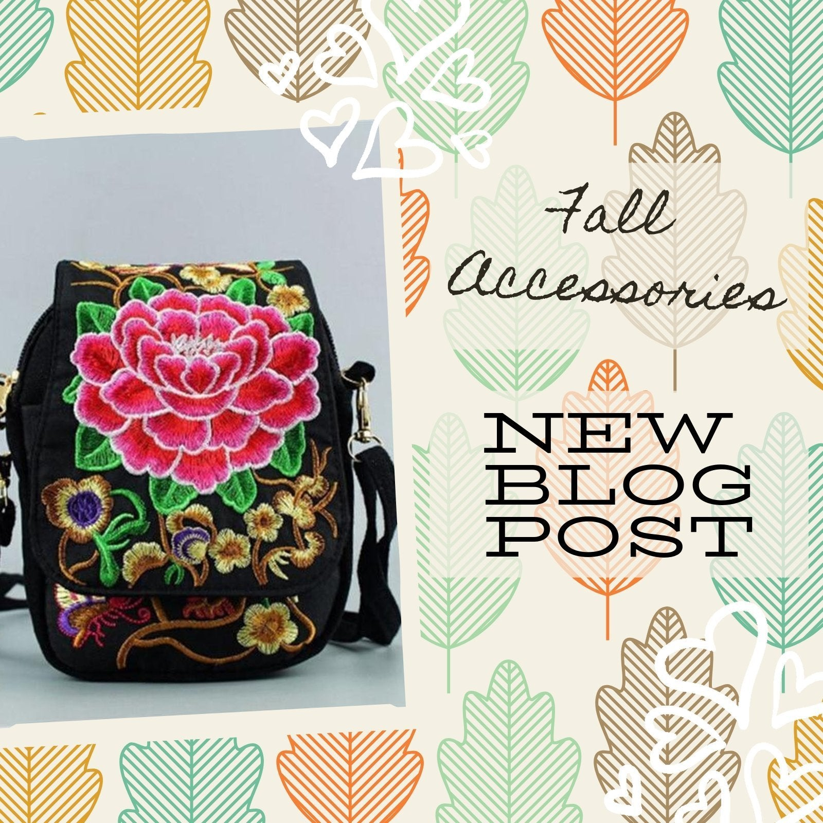 Fall in love with Boho Accessories