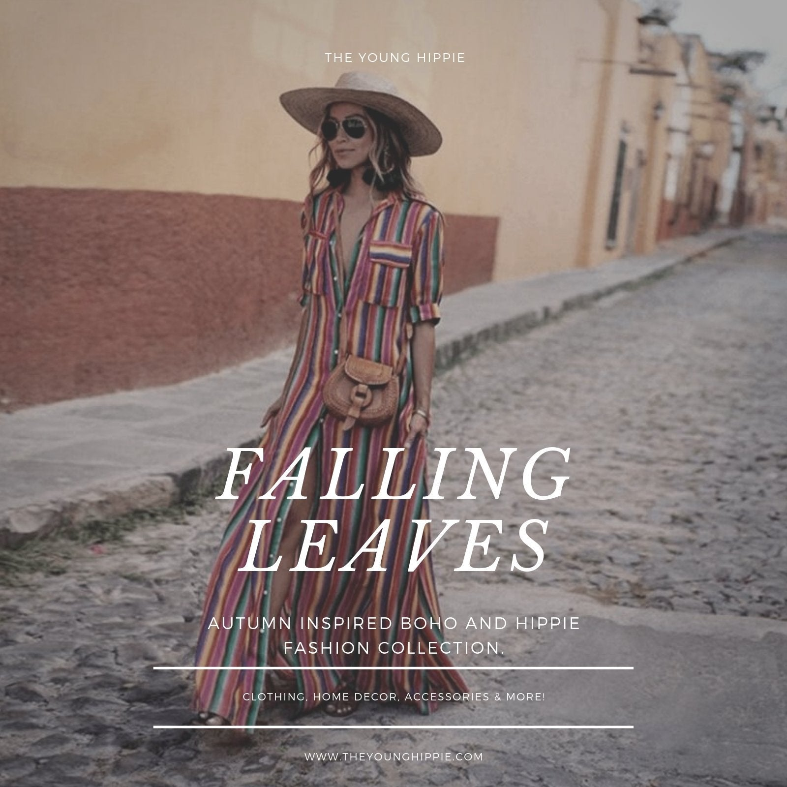 Falling Leaves | The New Collection
