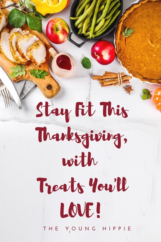 Stay In Shape This Thanksgiving! Healthy Treats to Enjoy