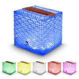 SolarPuff - Lightweight LED Solar Lantern - Multi Coloured Merlin