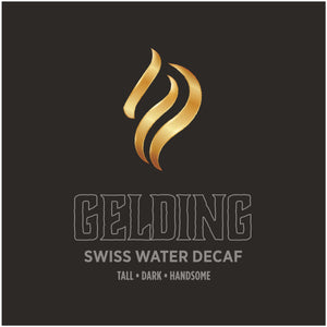 Gelding - Swiss Water Decaf
