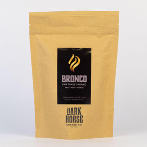 Bronco - Fair Trade Organic Blend