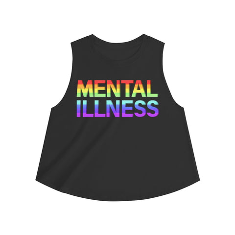 MENTAL ILLNESS CROP TOP