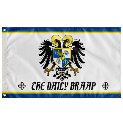 THE DAILY BRAAP FLAG