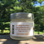 elderflower-botanicals - Dermafungi  Herbal Salve - Salve