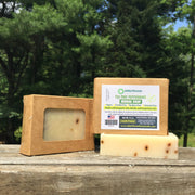 elderflower-botanicals - Tea Tree Peppermint Herbal Soap - Herbal Soap