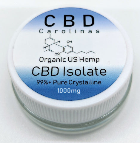 CBD Isolate 1000mg