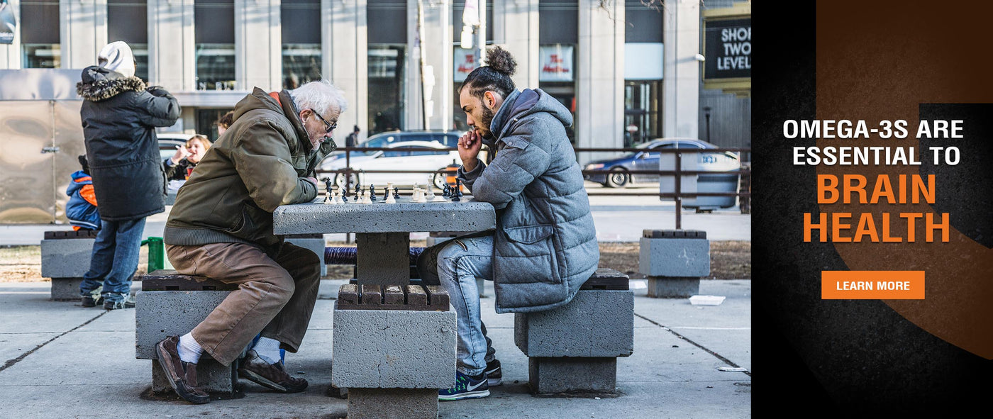 Brain Health Chess Players