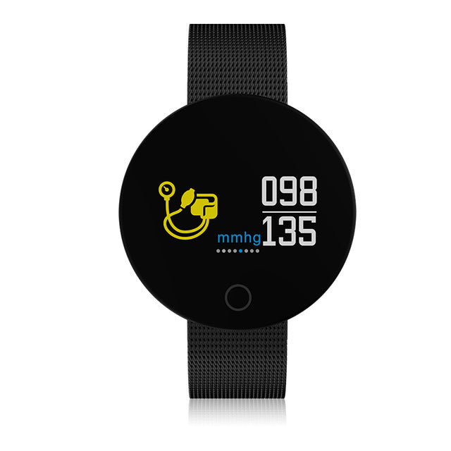 Waterproof  Fitness Tracker Wristwatch