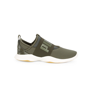 PUMA-Women's Dare Logo Slip-On Sneakers