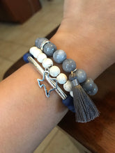 Cowboys Inspired Bracelet Stack