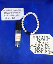 Liquid Calm Diffuser Bracelet Set