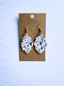 MINI Spring Confetti Moroccan Earrings