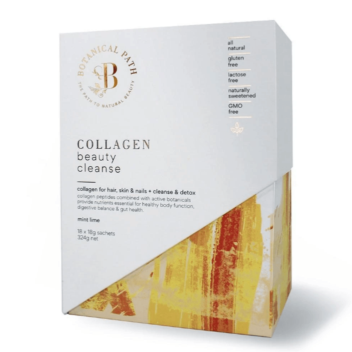 Collagen Beauty Cleanse - Mint Lime