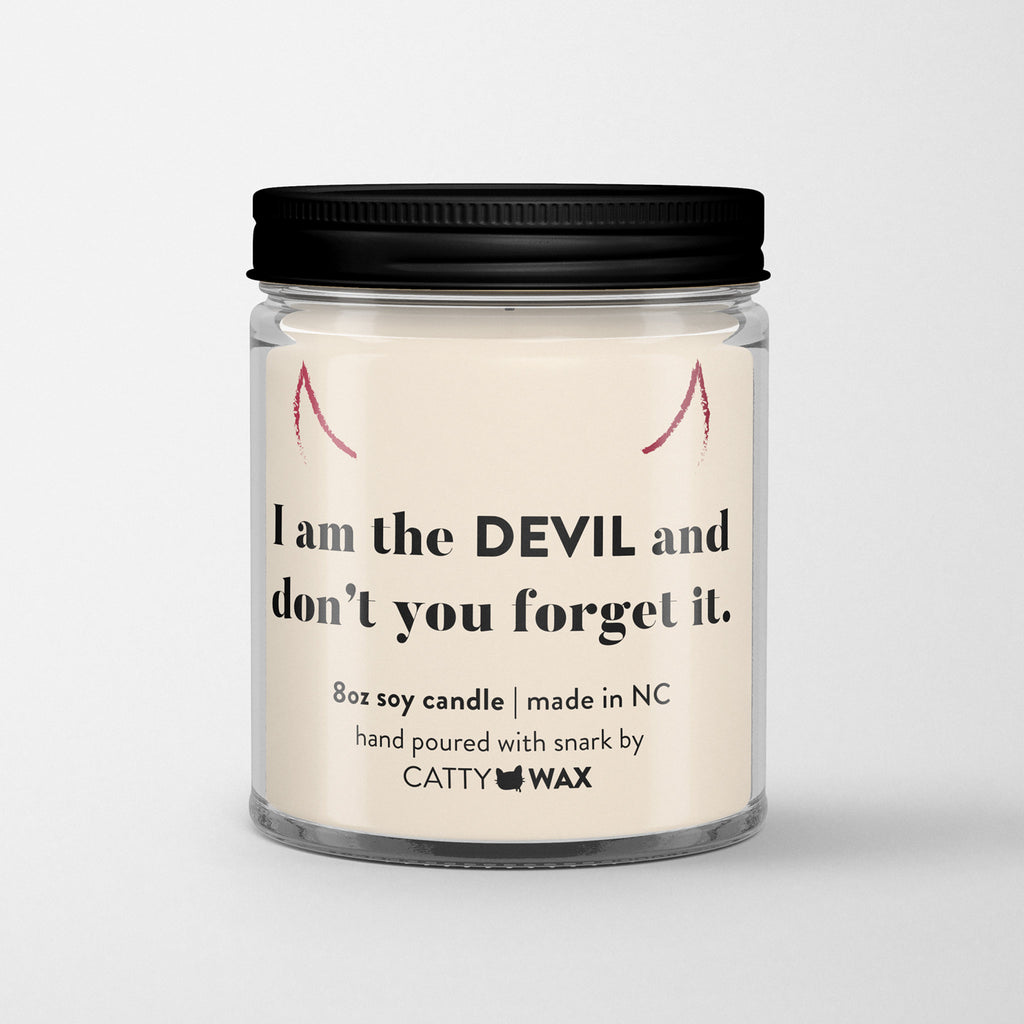 I am the devil and don't you forget it - Vanderpump Rules - VPR gift