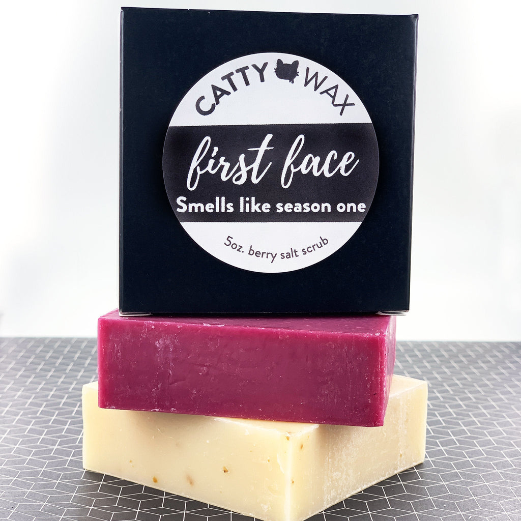 Natural Soap, First Face, Real Housewives, Reality TV - Funny gift