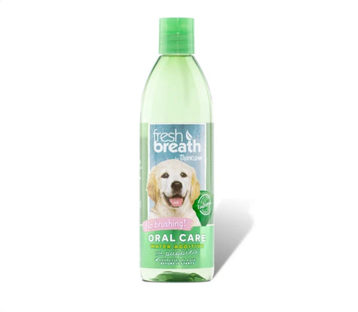 Tropiclean Fresh Breath Puppy Oral Care Water Additive 16oz