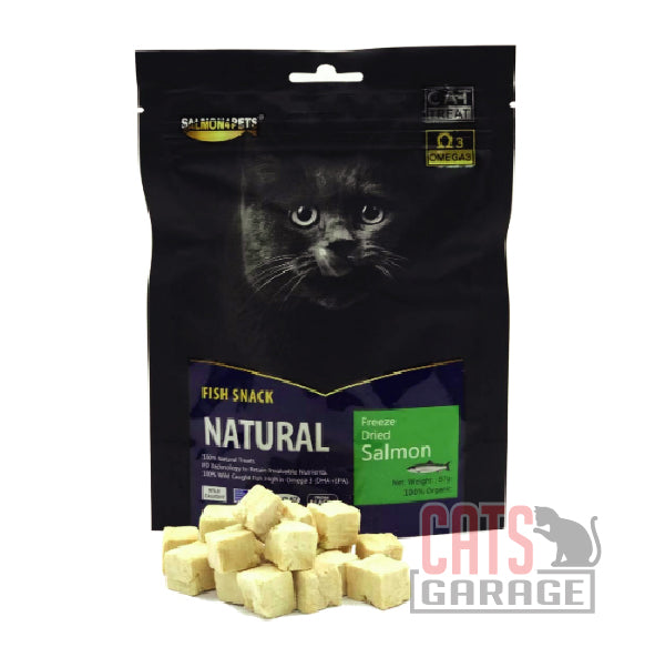 Salmon4Pets - Freeze Dried Salmon - 57g