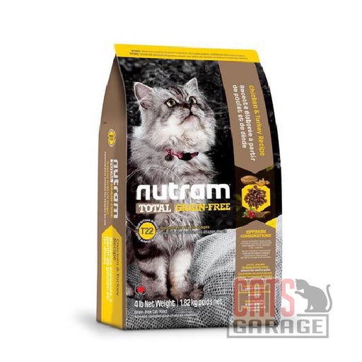 Nutram® - Chicken & Turkey Grain-Free (2 Sizes)