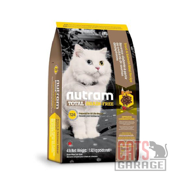 Nutram - Trout & Salmon Meal Grain-Free (2 Sizes)