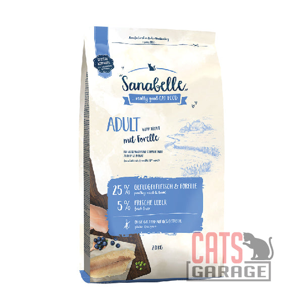 Sanabelle - Adult With Fine Trout (3 Sizes)