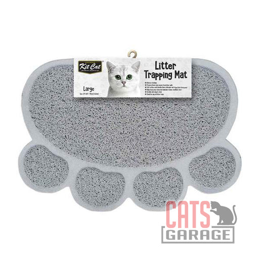 Kit Cat® - Litter Trapping Mat (Grey)