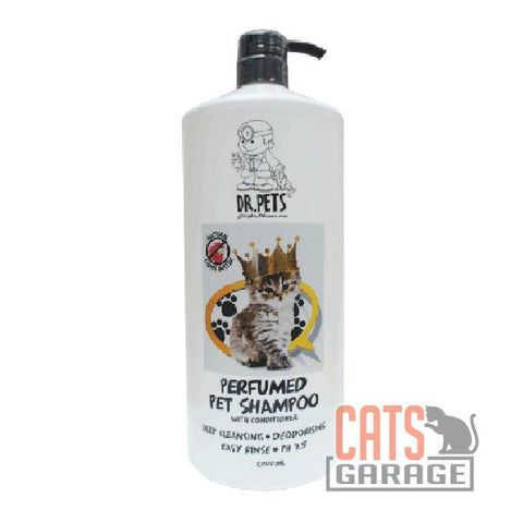 DR Pets™ - Natural Germs Buster Perfumed Pet Shampoo (Paris Hilton) 2000ml