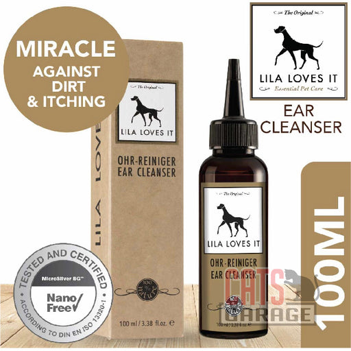 Lila Loves It - Ear Cleanser 100ml