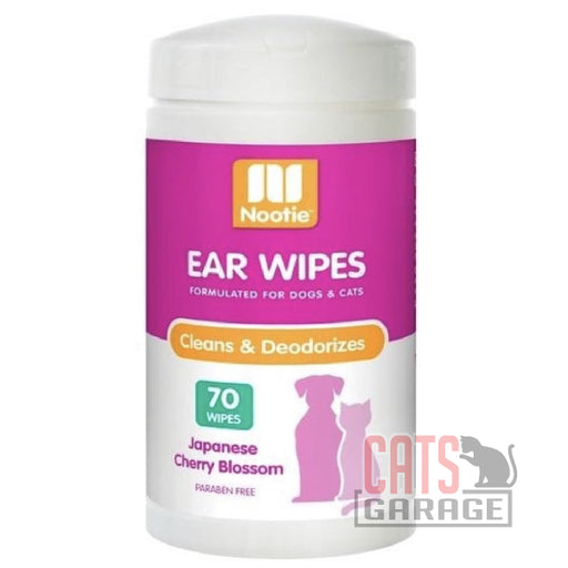 Nootie™ Ear Wipes - Japanese Cherry Blossom