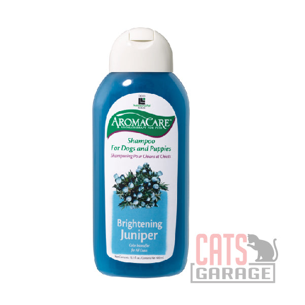 Professional Pet Products AromaCare™ - Brightening Juniper Shampoo 13.5oz / 400ml
